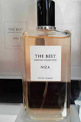 THE BEST PARFUM COLLECTION NIZA EAU DE PARFUM 100 ML PROFUMO COMPATIBILE CON LA VIE EST BELLE - RossoLaccaStore