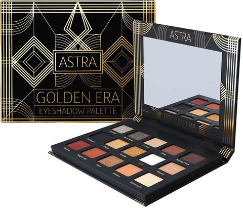 Astra Golden Era Eyeshadow Palette