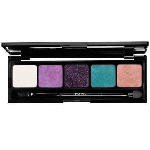 NoUBA BEAUTY OBSESSION  EYESHADOW PALETTE ROSSOLACCA STORE