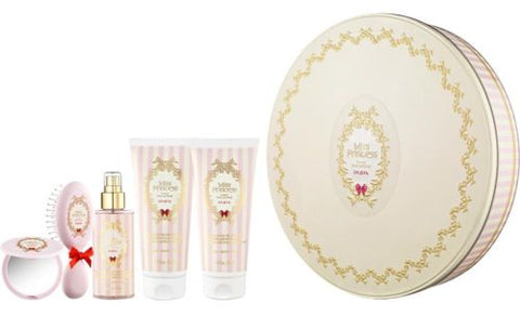 PUPA MISS PRINCESS LUXURY BATH AND BODY VANIGLIA SET REGALO