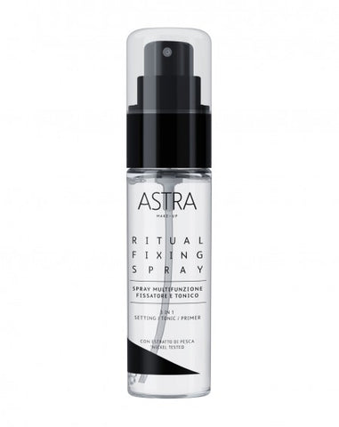 ASTRA RITUAL FIXING SPRAY 50 ML - SPRAY MULTIFUNZIONE FISSATORE E TONICO