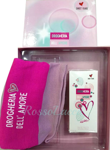 SWEET YEARS DROGHERIA DELL'AMORE COFANETTO REGALO DONNA - OUTLET PRICE
