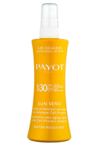 PAYOT SUN SENSI SPRAY PROTECTEUR CORPS ANTI-ÂGE SPF 30 - 125 ML - RossoLaccaStore