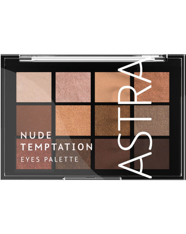 ASTRA NUDE TEMPTATION EYES PALETTE 15g - RossoLaccaStore