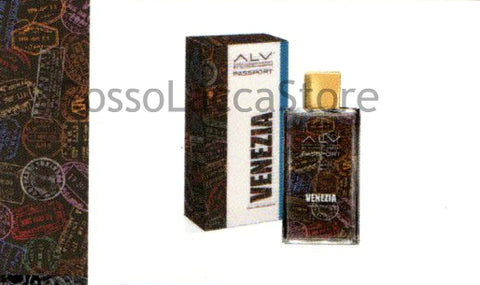 ALV - PASSPORT VENEZIA BY ALVIERO MARTINI COFANETTO EAU DE TOILETTE 100 ML + BEAUTY CON LOGO