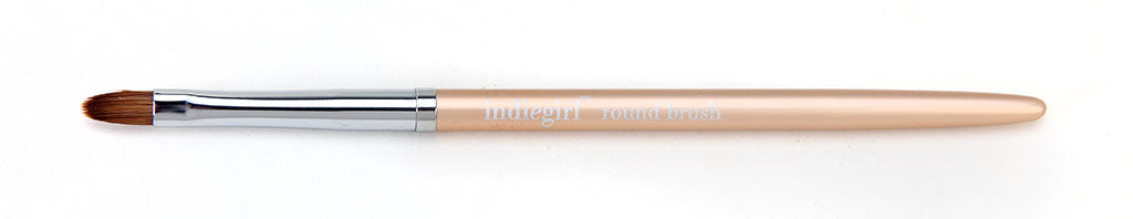 indiegirl #6 Round Gel Brush | 1005