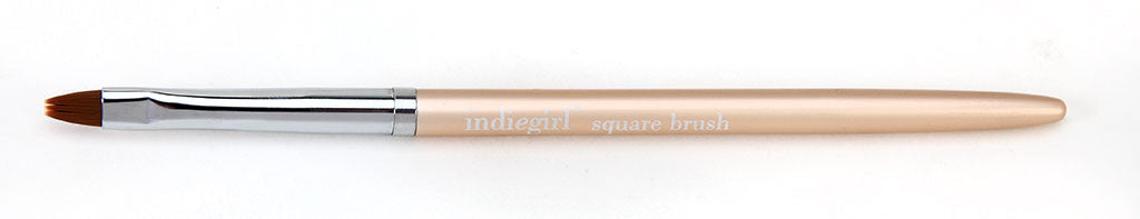 indiegirl #6 Square Gel Brush | 1001