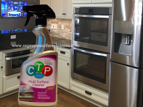 CTP: Clean, Treat, Protect, Multi-Surface Cleaners