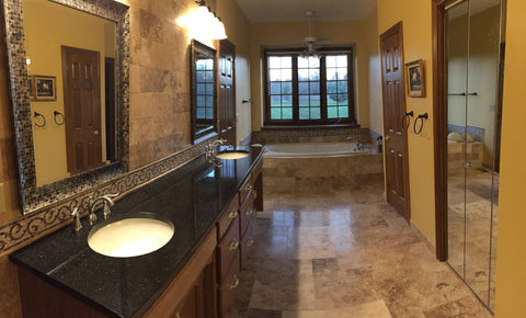 tile floor treatment tips | Travertine Care and Maintenance Tips – Supreme Surface ...