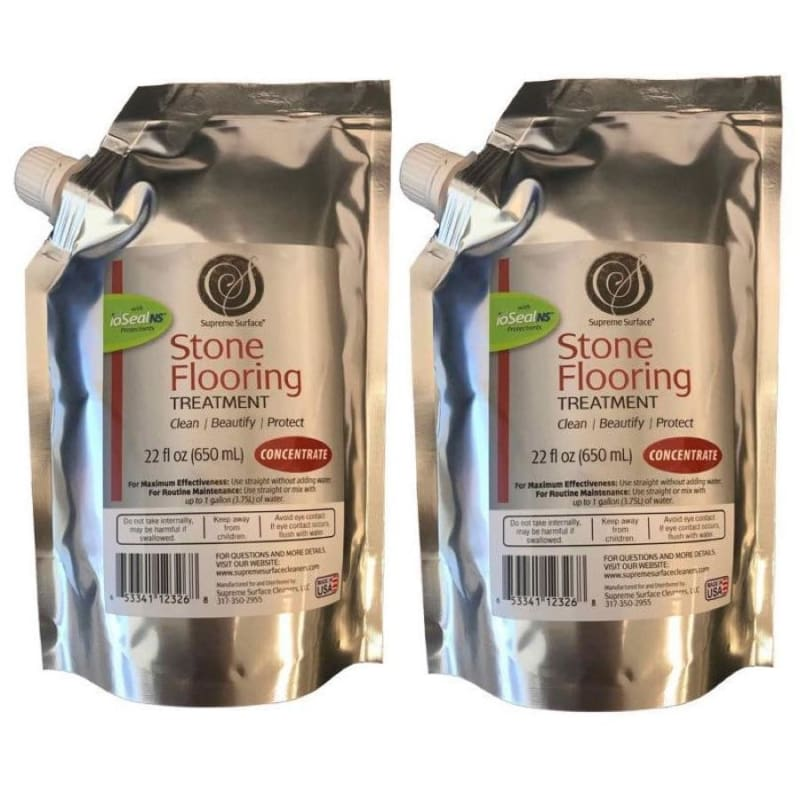 Stone Flooring Treatment Concentrate Refill Buddies - (2 Pak) 22 fl. oz