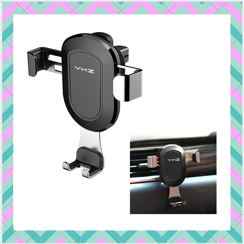 Auto-Grip Car Phone Holder