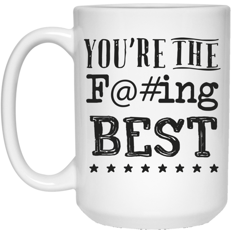 You're The F-ing Best
