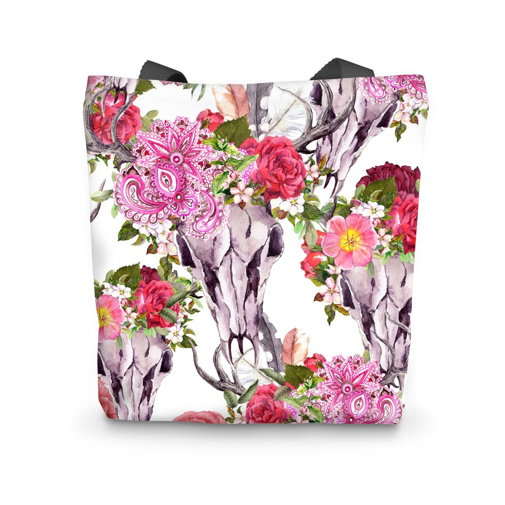 Accessories - The Skull Garden Tote Bag