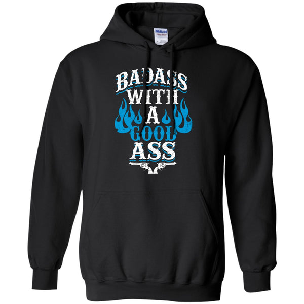 Apparel - Badass With A Good Ass *Blue