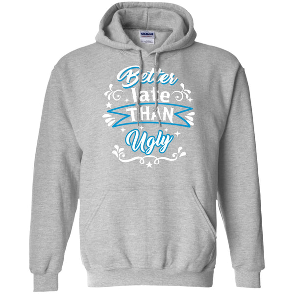 Apparel - Better Late Than... *Blue
