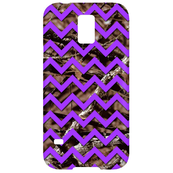 Apparel - Chevron Camo *Purple