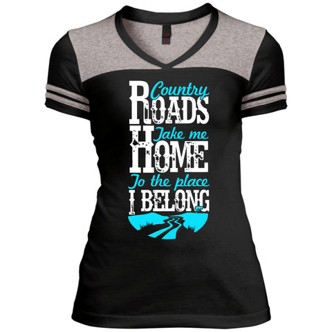 Apparel - Country Roads Take Me Home To The Place I Belong *Special Styles*