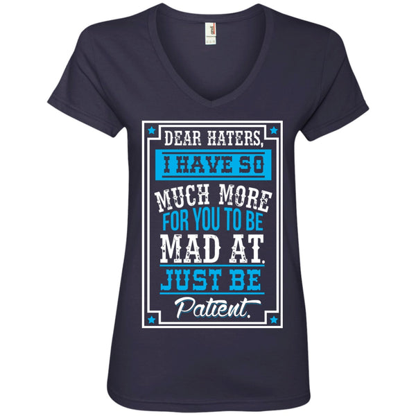 Apparel - Dear Haters *Blue