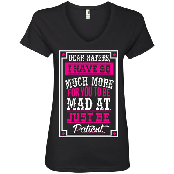 Apparel - Dear Haters *Pink