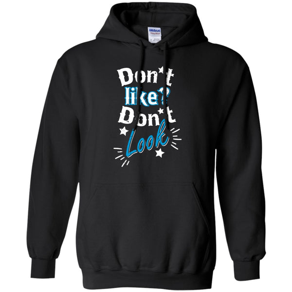 Apparel - Don't Like? Don't Look *Blue
