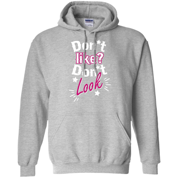 Apparel - Don't Like? Don't Look *Pink