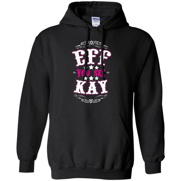 Apparel - Eff You See Kay *Pink