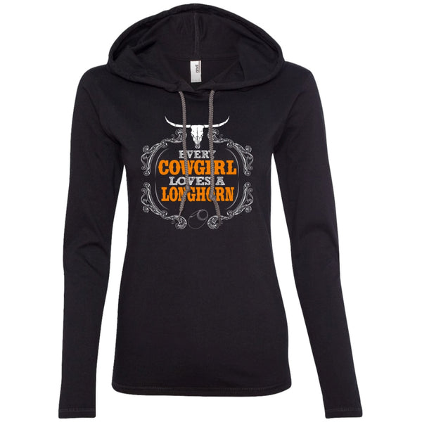 Apparel - Every Cowgirl Loves A Longhorn