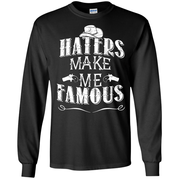 Apparel - Haters Make Me Famous
