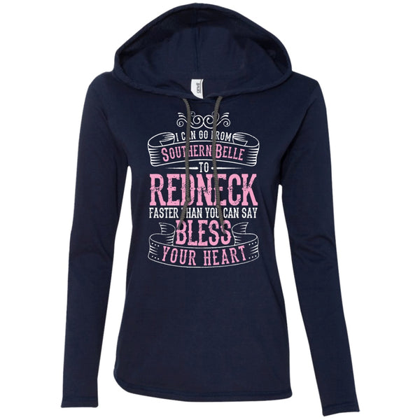 Apparel - I Can Go From Southern Belle To Redneck *Pink Sale