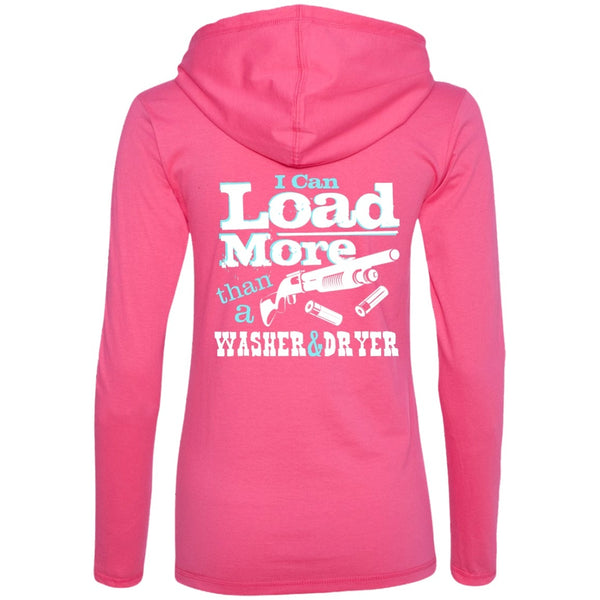 Apparel - I Can Load More Than A Washer & Dryer *Back