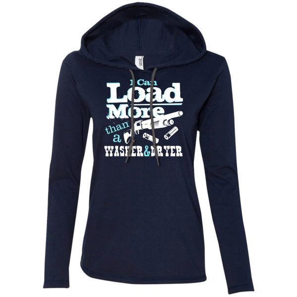 Apparel - I Can Load More Than A Washer & Dryer *Blue