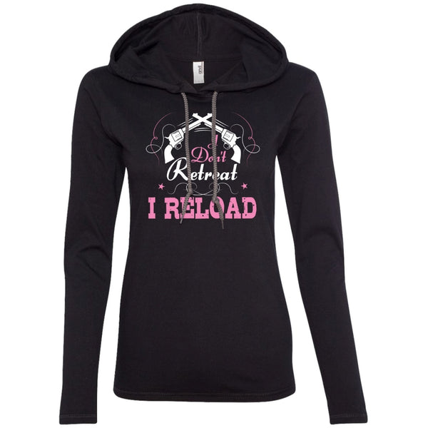 Apparel - I Don't Retreat, I Reload *Pink