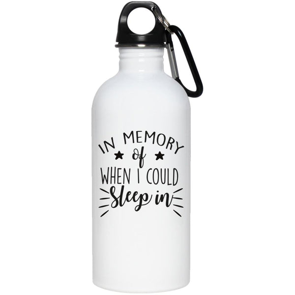Apparel - In Memory Of When I Could Sleep In