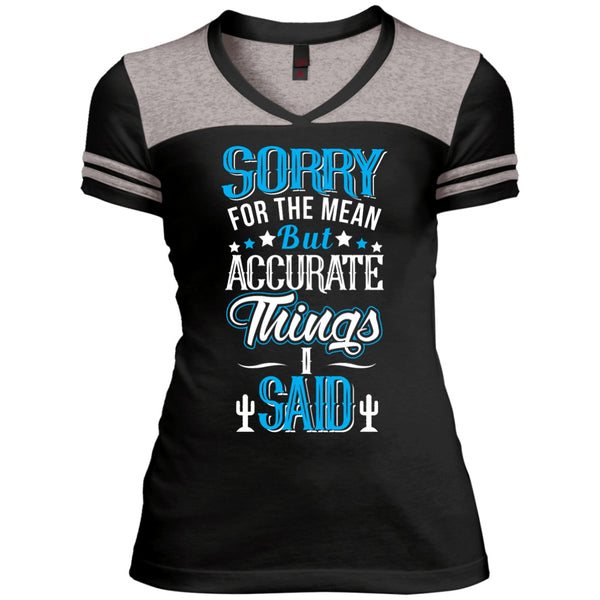 Apparel - Mean But Accurate *Blue