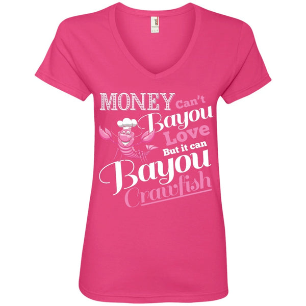Apparel - Money Can't Bayou Love But It Can Bayou Crawfish