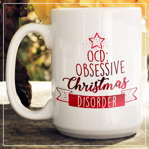 Apparel - OCD: Obsessive Christmas Disorder