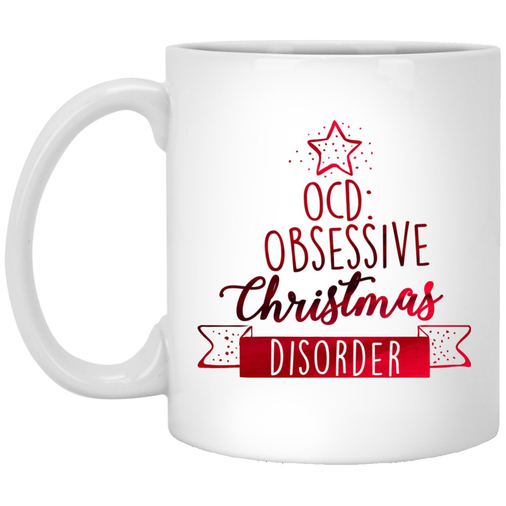 OCD: Obsessive Christmas Disorder – Y\'All Apparel