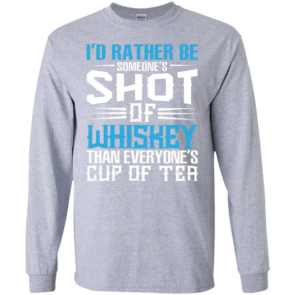 Apparel - Someone's Shot Of Whiskey *Blue