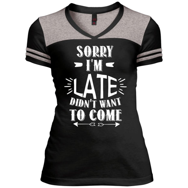 Apparel - Sorry I'm Late