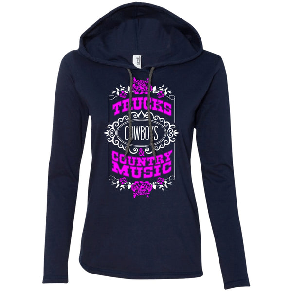 Apparel - Trucks, Cowboys & Country Music *Pink Sale