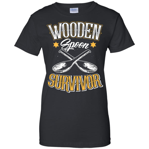 Apparel - Wooden Spoon Survivor