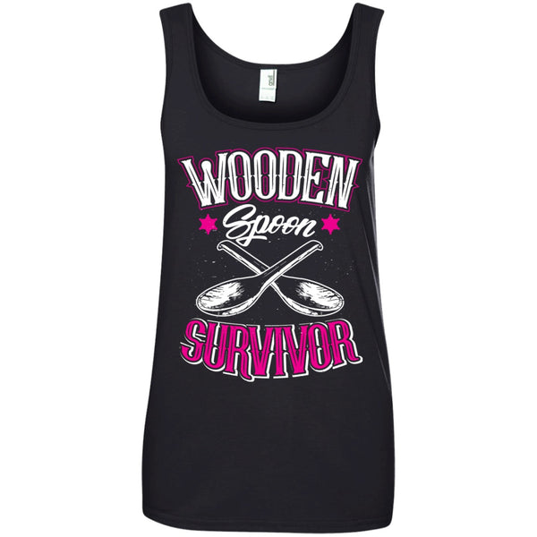 Apparel - Wooden Spoon Survivor *Pink