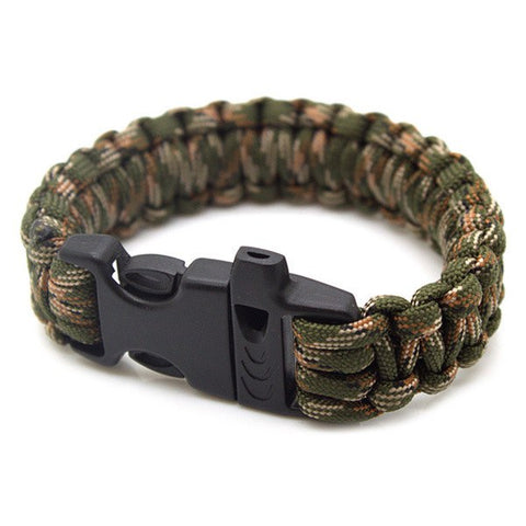 The Classic Paracord Bracelet