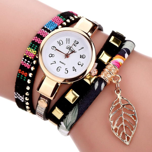 Watch - The Boho Leaf Watch