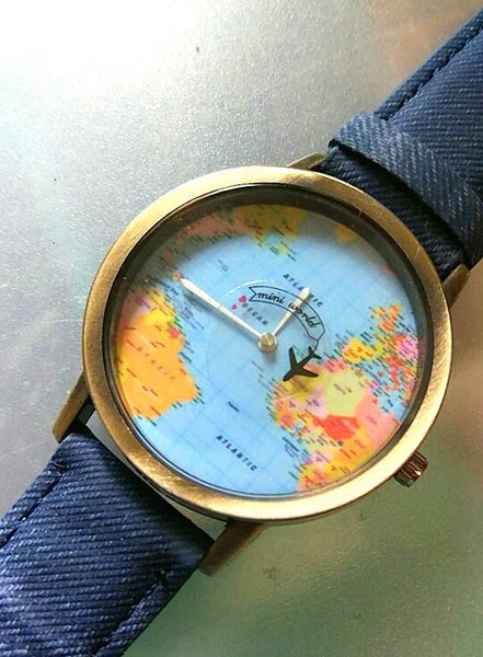 Watch - The World Traveler Watch