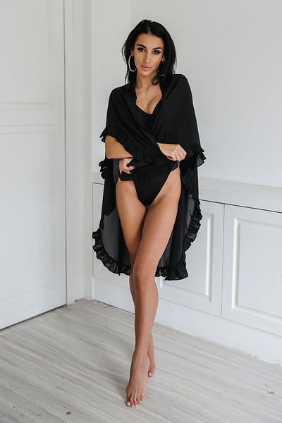 """Midnight"" Coverup - SwimClassy"