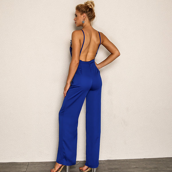 """Calm Down"" Jumpsuit"