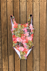 Rose Animal One Piece