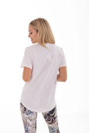 Everyday Easy White Tee