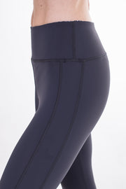 Luxe Grey F/L Tights